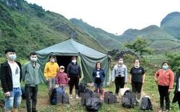 Cao Bằng: Bắt giữ hàng chục người nhập cảnh trái phép, trốn cách ly
