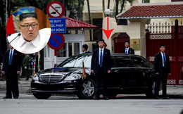 'Xâu chuỗi' về loại xe đặc biệt yêu thích của anh em ông Kim Jong Un