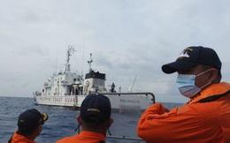 Philippines: Trung Quốc hành động nguy hiểm trên biển Đông