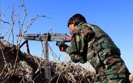 Trên 100 phiến quân Taliban thiệt mạng trong giao tranh với quân đội Afghanistan