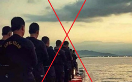AFP: Thực hư ảnh thủy thủ đoàn tàu ngầm Indonesia bình thản cầu nguyện trước khi mất tích?