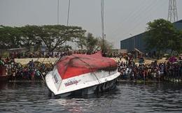 Tai nạn tàu thuỷ tại Bangladesh, ít nhất 25 người thiệt mạng