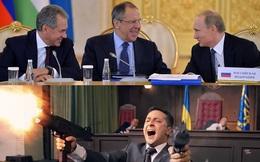 """Ông Lavrov bất ngờ lên tiếng về tình hình Ukraine: Tái khởi động """"học thuyết 2 Sergei""""?"""