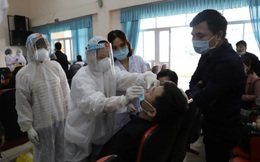 Bắc Ninh: 1214/1524 mẫu xét nghiệm ngẫu nhiên trong nhân dân có kết quả âm tính