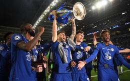 """Nối gót Man United """"gãy"""" trận chung kết, Man City cay đắng nhìn Chelsea vô địch Champions League"""