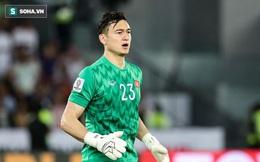 """""""Vắng Văn Lâm là tổn thất cho HLV Park song không cần quá lo lắng về vị trí thủ môn ĐTVN"""""""