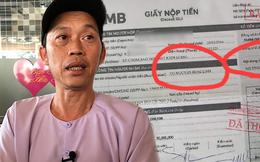 Rầm rộ 1 nhà hảo tâm đăng đàn bức xúc vì chuyển 50 triệu cứu trợ miền Trung cho NS Hoài Linh nhưng không liên lạc được?