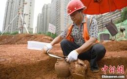 42 mộ cổ Trung Quốc vừa được phát hiện trên công trường: Đội khảo cổ bất ngờ khi thấy hình dáng lăng!