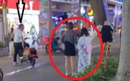 Mặc trang phục truyền thống của Nhật đi dạo phố bị chửi rủa thẳng mặt, phản ứng của cô gái khiến đối phương phải bỏ đi