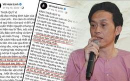 Netizen soi lại 1 điểm ở bài đăng kêu gọi nhằm minh oan cho Hoài Linh, hoá ra nam NS nói rõ mục đích từ thiện từ đầu?