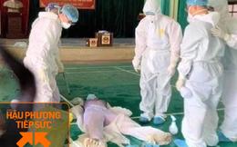 """Nhiều nhân viên y tế ngất khi lấy mẫu xét nghiệm ở Bắc Giang: """"Khi nào Bắc Giang hết dịch mới trở về..."""""""