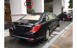 """Limousine Mercedes-Maybach S600 Pullman hơn 30 tỷ đồng của Chủ tịch FLC Trịnh Văn Quyết: Hàng hiếm, nội thất """"sang chảnh"""""""