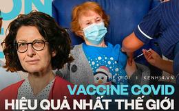 Câu chuyện đằng sau loại vaccine Covid-19 hiệu quả nhất thế giới: Ý tưởng 3 thập kỷ và niềm hy vọng lớn nhất của toàn nhân loại vào lúc này