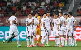 """ĐT Trung Quốc bị tước đi lợi thế """"trời cho"""" ngay sau đại thắng 7-0 tại vòng loại World Cup"""
