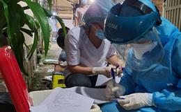 Tờ khai y tế cao bất thường tại Bắc Ninh