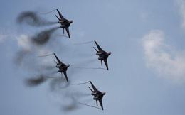 Dữ dội triển khai 1000 cuộc không kích, Nga quyết dìm IS trong biển máu