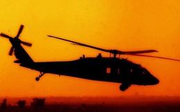 Hé lộ trực thăng tuyệt mật Mỹ dùng đột kích tiêu diệt Bin Laden