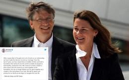 Mỗi tối rửa bát cho vợ, cuối tuần đưa con đi học, nay Bill Gates đã tuyên bố: Sau 27 năm, không thể bên nhau như vợ chồng