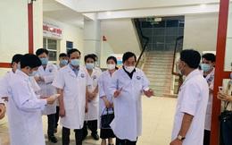 PGS.TS Lương Ngọc Khuê: Phải coi tất cả người đến khám là F0 để sàng lọc kỹ, bảo vệ bệnh viện an toàn