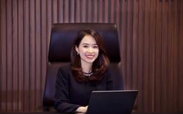 Chân dung nữ chủ tịch ngân hàng trẻ tuổi nhất ngành