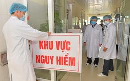Bác sĩ dương tính SARS-CoV-2 mới ghi nhận ở Hà Nội công tác tại BV Bệnh Nhiệt đới Trung ương