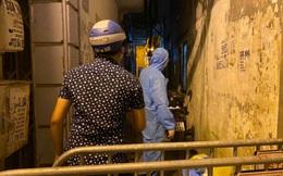 Hà Nội: Phong tỏa tạm thời con hẻm trên phố Kim Mã, nơi ở của bác sĩ dương tính với SARS-CoV-2