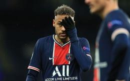 Neymar quyết định rời PSG sau trận thua Man City