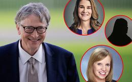 3 ''bóng hồng'' ghi dấu ấn khó quên trong cuộc đời Bill Gates: Người may mắn trở thành vợ, người an phận làm tri kỷ, đáng trách nhất là kẻ đâm lén sau lưng