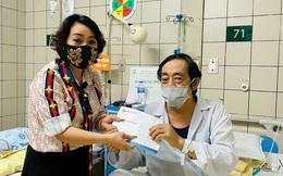 Nghệ sỹ Giang Còi: Ung thư chuyển nặng, ra máu nhiều, lại phải nhập viện