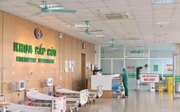 """Bệnh viện Bệnh Nhiệt đới Trung ương """"cách ly"""" vẫn tiếp nhận bệnh nhân Covid-19"""