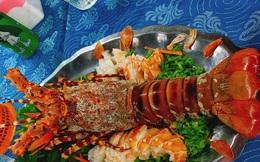 Xử phạt nhà hàng hải sản ở Nha Trang vì bán 3,5 triệu đồng/kg tôm hùm