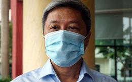 Từ khu cách ly tập trung, Thứ trưởng Nguyễn Trường Sơn chia sẻ về sự an toàn cho nhân viên y tế trong dịch Covid-19