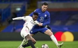 Chấm điểm Chelsea - Real Madrid: Zizou không thay đổi