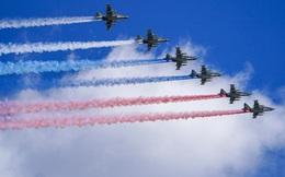 Choáng ngợp Không quân Nga diễn tập kỷ niệm 76 năm Ngày Chiến thắng