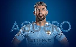 Sergio Aguero đã đợi 7 năm để đá chung kết Champions League với Man City