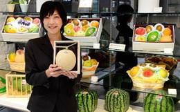 Một quả dưa bán hơn 15.000 USD, tại sao chỉ có thể là Nhật Bản?