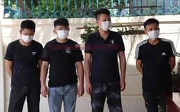 4 người Trung Quốc trốn dưới gầm cầu cao tốc Nội Bài - Lào Cai, bỏ chạy thục mạng khi thấy cảnh sát