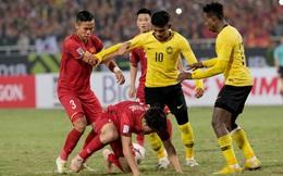"""ĐT Việt Nam hưởng lợi lớn khi """"họng pháo"""" quan trọng của tuyển Malaysia chấn thương nặng"""