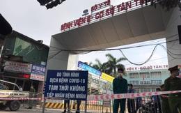 NÓNG: Bệnh viện K Trung ương cơ sở Tân Triều tạm thời dừng tiếp nhận bệnh nhân