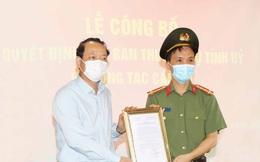 Công bố quyết định chỉ định Bí thư Đảng ủy Công an tỉnh Bắc Ninh