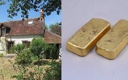 Sang nhà ông bà tránh Covid-19, cháu ngoại nhặt được vàng tiền tỷ