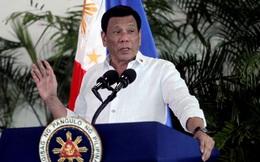 """Tổng thống Duterte tuyên bố phán quyết biển Đông chỉ là tờ """"giấy lộn"""" đáng vứt vào sọt rác"""