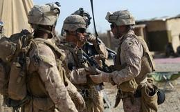 Mỹ tăng cường máy bay chiến đấu để hỗ trợ tiến trình rút quân khỏi Afghanistan