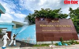"""""""Ổ dịch"""" tại Bệnh viện K còn phức tạp hơn ở BV Bệnh nhiệt đới Trung ương, có tới 5.000 người liên quan"""