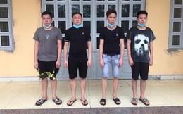 """Tuyên Quang bắt giữ 14 người Trung Quốc sống """"chui"""""""