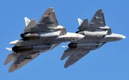 Tiêm kích Su-57 phát ra âm thanh bí ẩn khiến người dân Moscow hoảng sợ