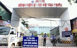 Hà Nội: Hai mẹ con ở Chương Mỹ mắc Covid-19 phát hiện ở Bệnh viện K Tân Triều