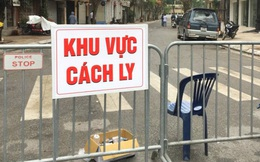 Phú Thọ: Cách ly một phần khu dân cư tại huyện Thanh Thủy