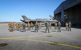 """F-35A báo hiệu """"ác mộng"""" cho hoạt động Nga ở biển Baltic?"""