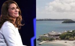 """Lộ nơi """"ẩn náu"""" của bà Melinda Gates và các con giữa """"bão"""" ly hôn"""